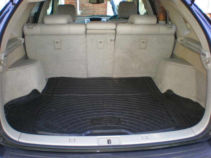 Complexion Automotive Rubber Boot Mat Liner Lexus Rx300