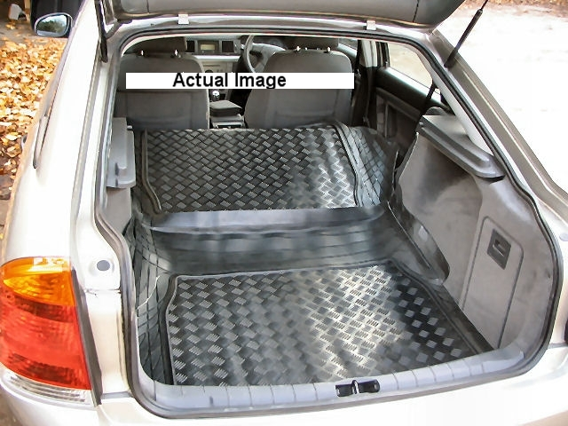 Complexion Automotive Boot Liner Mat Pair Vauxhall Vectra ...