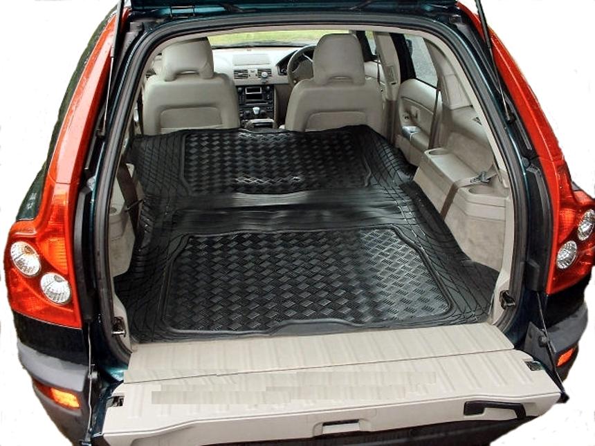 Volvo Xc90 Heavy Duty Anti Slip Genuine Rubber Boot Liner