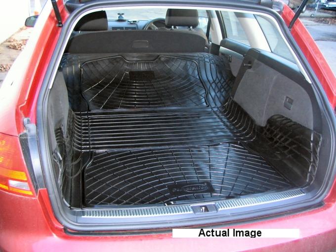 Audi a4 avant boot liner ebay 9