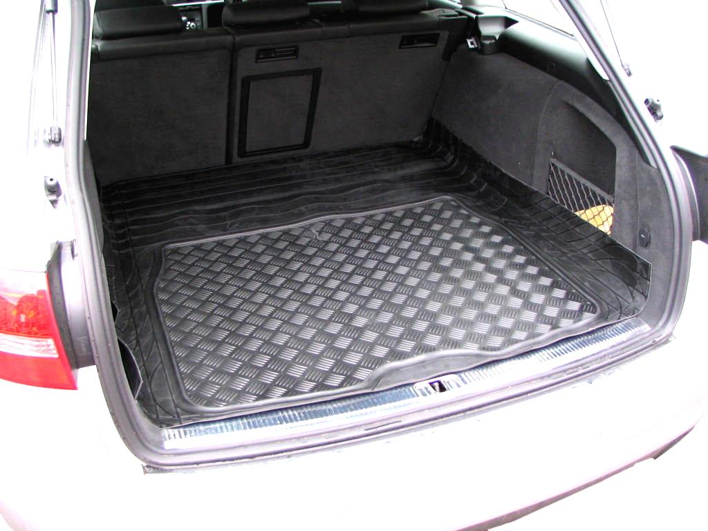 Audi A6 C7 Avant Estate Black Rubber Boot Load Liner Dog Mat Bumper Guard Ebay