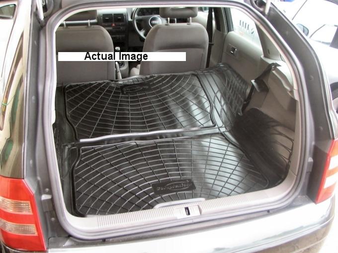 Audi A2 H Duty Rubber Car Boot Floor Dog Mat Tray Durable