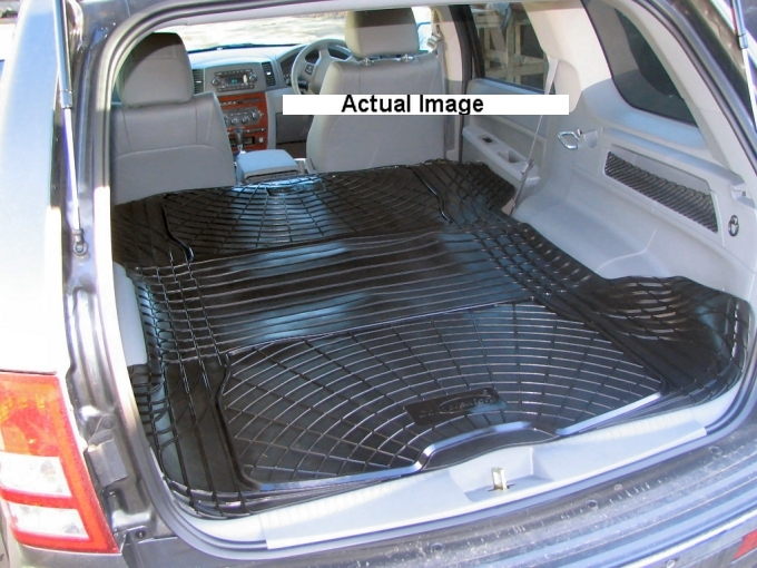 jeep grand cherokee wk 05 10 rubber boot mat liner and. Black Bedroom Furniture Sets. Home Design Ideas