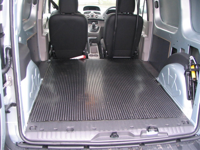 Complexion Automotive Rubber Bedliner Renault Kangoo (09 ON)