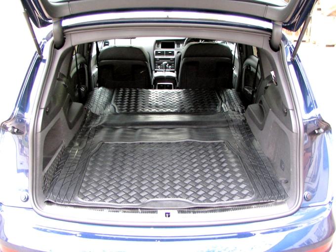 Complexion Automotive Boot Liner Mat Pair Audi Q7 Load ...