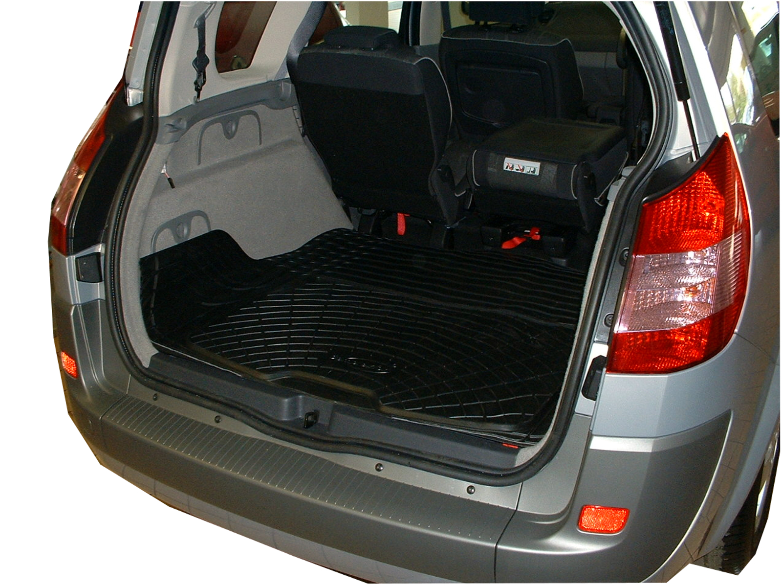 Renault Grand Scenic Complexion Custom 7mm Rubber Boot Load Liner Dog Mat Guard Ebay