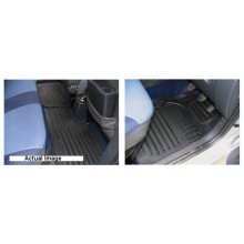 Citroen Berlingo Rubber Floor Mats (4)