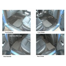 Ford Mondeo Estate Mk II (1996-2000) Rubber Floor Mats (4)
