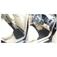 Honda CRV 2007 onwards Rubber Floor Mats (4)