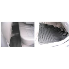 Kia Sorento (2007 on) Rubber Floor Mats (4)
