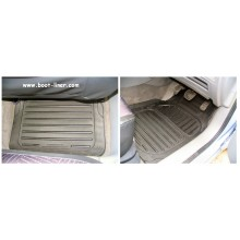 Renault Laguna Hatch (2001 ON) Rubber Floor Mats (4)