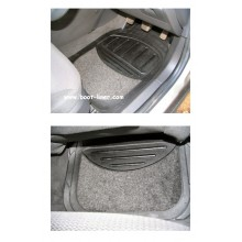 Vauxhall Vectra ( 2001 ON) Rubber Floor Mats (4)