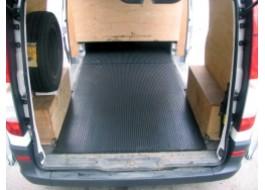 Load Liner Mat Pair Mercedes Vito Van