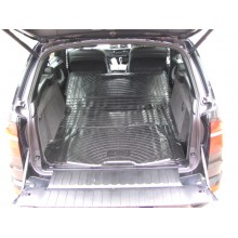 BMW X5 Moulded Rubber Load Space Mats
