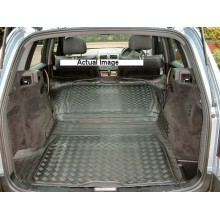 BMW X3 Moulded Rubber Load Space Mats