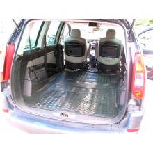 Citroen C8 Moulded Rubber Load Space Mats