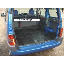 Citroen Berlingo Moulded Rubber Load Space Mats