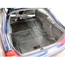 Citroen C5 Saloon Moulded Rubber Load Space Mats