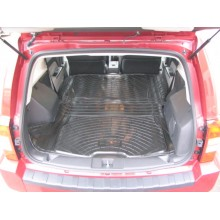 Jeep Patriot Moulded Rubber Load Space Mats