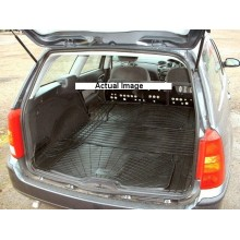 Ford Focus Estate Moulded Rubber Load Space Mats