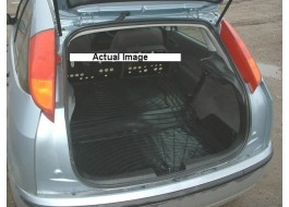 Ford Focus Hatch Moulded Rubber Load Space Mats