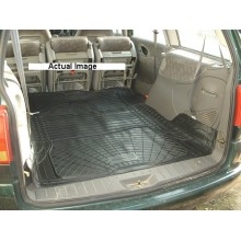Ford Galaxy Moulded Rubber Load Space Mats