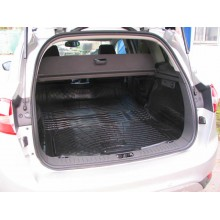 Ford Kuga Moulded Rubber Load Space Mats