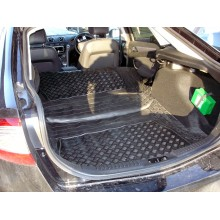 Ford Mondeo Hatch Moulded Rubber Load Space Mats