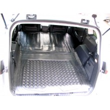 Ford S-Max Moulded Rubber Load Space Mats