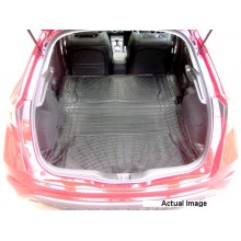 Honda Civic Moulded Rubber Load Space Mats