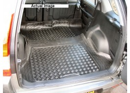 Honda CRV Moulded Rubber Load Space Mats