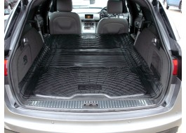 Jaguar XF Sportbrake Moulded Rubber Load Space Mats