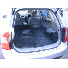 Kia Carens 5/7 Seat Moulded Rubber Load Space Mats