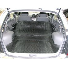 Kia Rio Moulded Rubber Load Space Mats