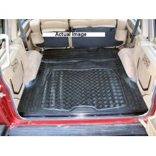 Land Rover Discovery 1 Moulded Rubber Load Space Mats