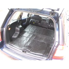Land Rover Freelander 2 Moulded Rubber Load Space Mats