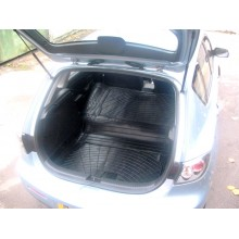 Mazda 3 Sports Hatch Moulded Rubber Load Space Mats