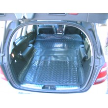 Mercedes G400 Moulded Rubber Load Space Mats