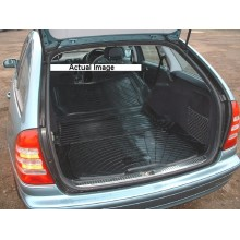 Mercedes W203 C Estate Moulded Rubber Load Space Mats