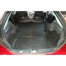 Mercedes C220 CDI Moulded Rubber Load Space Mats