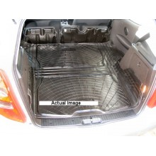 Mercedes A Class 3 door Moulded Rubber Load Space Mats