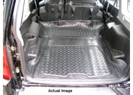 Mitsubishi Shogun 5 Door Moulded Rubber Load Space Mats