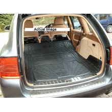 Porsche Cayenne Moulded Rubber Load Space Mats