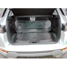 Range Rover Evoque Moulded Rubber Load Space Mats