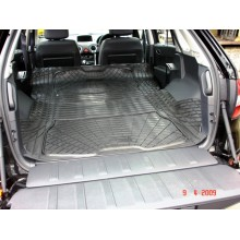 Renault Koleos Moulded Rubber Load Space Mats