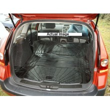 Renault Megane 2 Sports Tourer Moulded Rubber Load Space Mats