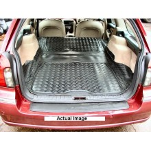 Rover 75 Moulded Rubber Load Space Mats