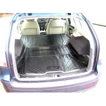 Saab 9-3 Sportwagon Moulded Rubber Load Space Mats