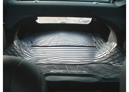 Toyota Avensis Moulded Rubber Load Space Mats