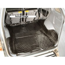 Toyota Rav 4 Moulded Rubber Load Space Mats